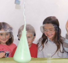 activité scientifique pour des enfants