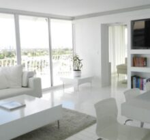 location appartement miami