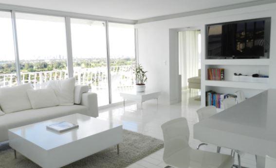 location appartement miami